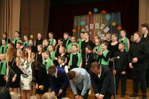 """Guntara Rača autorkoncerts """"Laikam laika nav"""" Rīgas Kristīgajā vidusskolā 25.05.2017."""