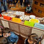 UNESCO Latviešu tradicionālo ēdienu diena Rīgas Kristīgajā vidusskolā