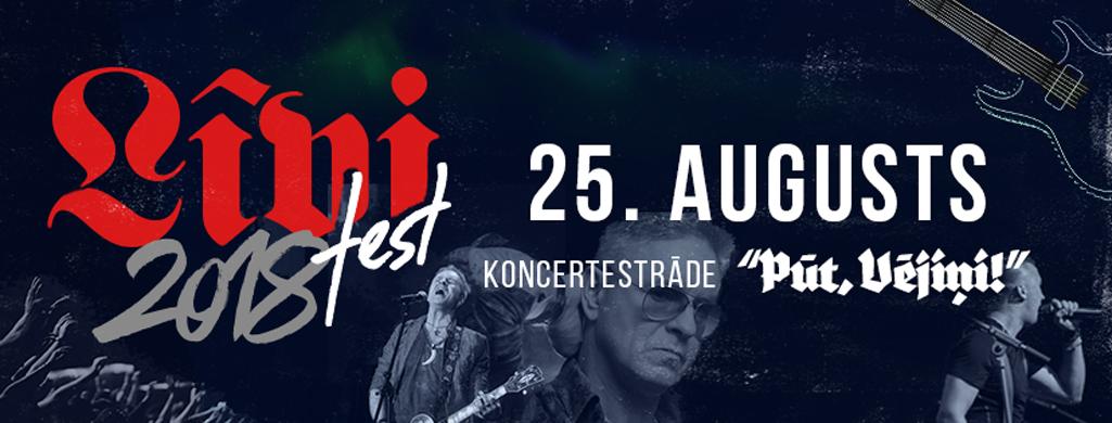 LĪVIfest 2018