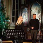 Rīgas Kristīgās vidusskolas Ziemassvētku labdarības koncerts 19.12.2018.