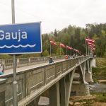 Velo pārgājiens uz Siguldu