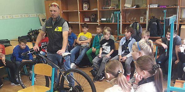 5.klasei lekcija par velodrošību