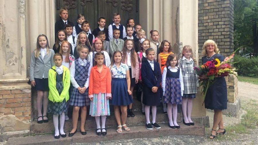 2017.gada 1.septembris Rīgas Kristīgajā vidusskolā