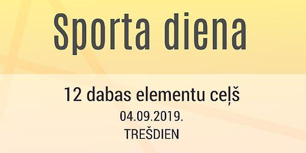 Sporta diena 2019