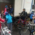 Dabas pētnieku velopārgājiens Dundagā