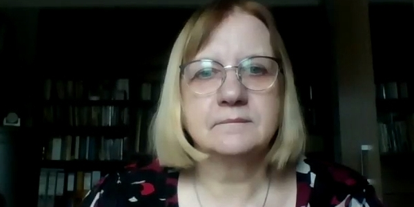 Ivetas Gailes video uzruna